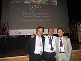 19th Congress of ISAPS, team from Serbia, 2008, Melbourne Australia
