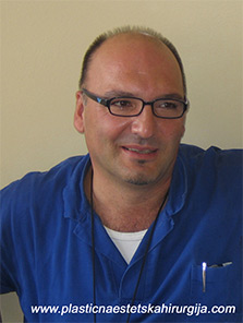 Plastic surgeon Doc. Dr Milan Jovanovic